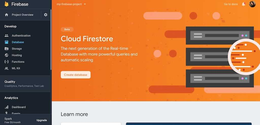 firebase cloud firestore